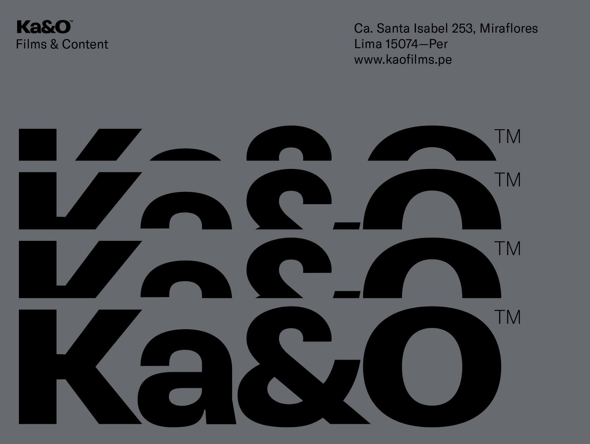 KA&O Films & Content